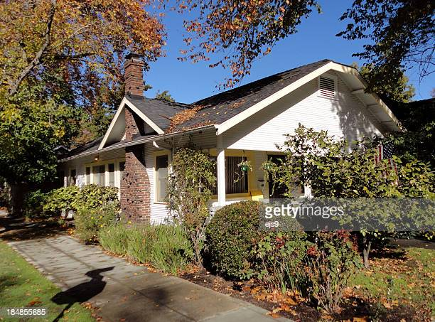 Small California home house