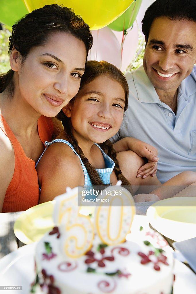 Small Family : Stock Photo