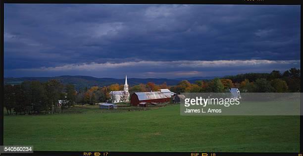 Small Farm and Church