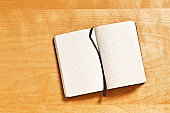 Small Graph Paper Notebook
