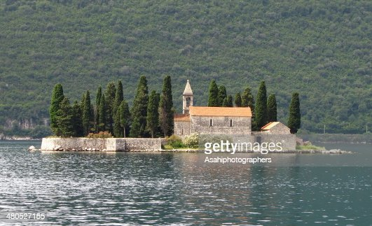 Small island : Stock Photo