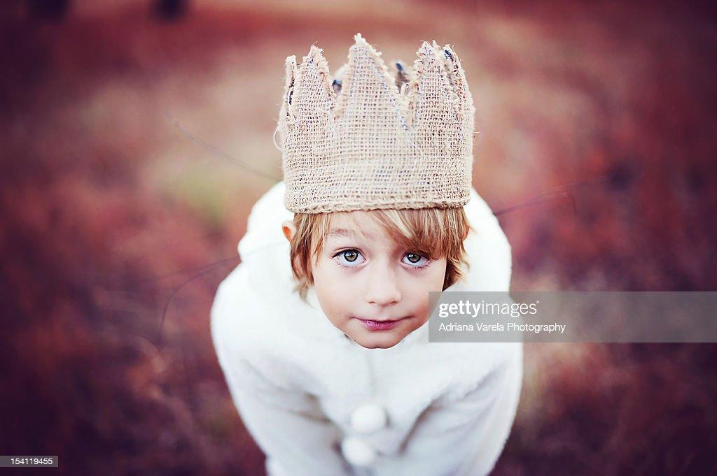 Small King : Stock Photo