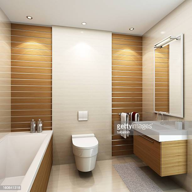 Small Luxury Bathroom
