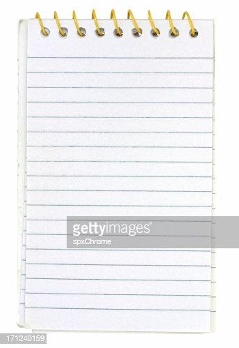 Small Memo Notepad