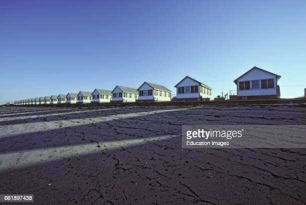 Small motel cabins North Truro Cape Cod Massachusetts
