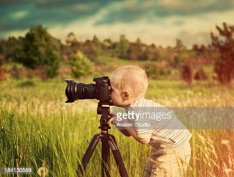 Small Photographer