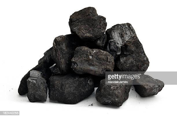 Small Pile of Coal