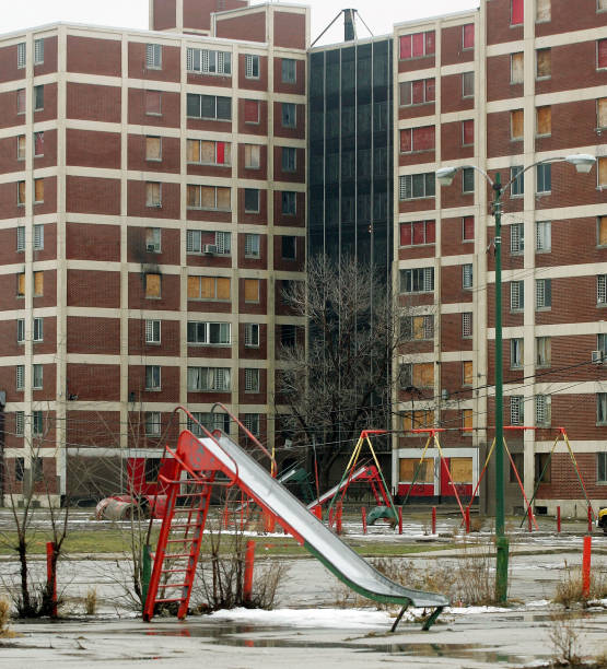 End Near For Infamous Chicago Housing Project Cabrini