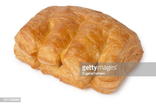 Small puff pastry : Stock Photo