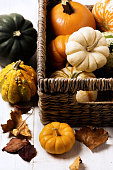 Small pumpkins