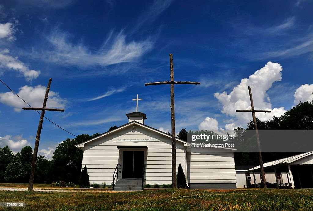 A small roadside Baptist church near Murfreesboro Tennessee The Southern Baptist Church is shrinking The Scenic Drive Baptist Church could not...