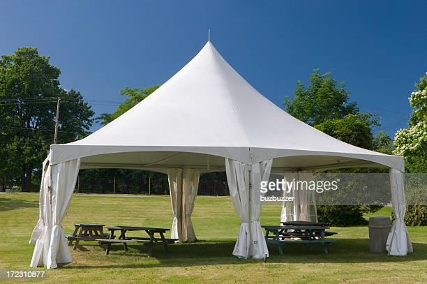 Small Special Event Marquee Tent