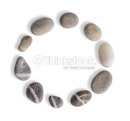 small stone circle : Stock Photo