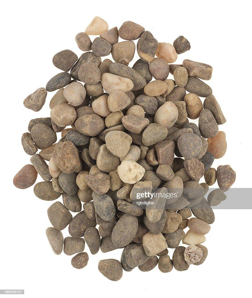 Small stones : Stock Photo
