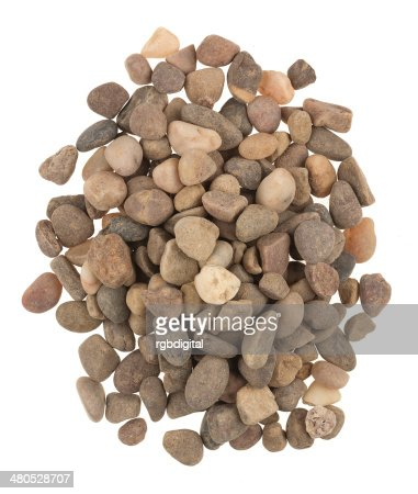 Small stones : Stock Photo