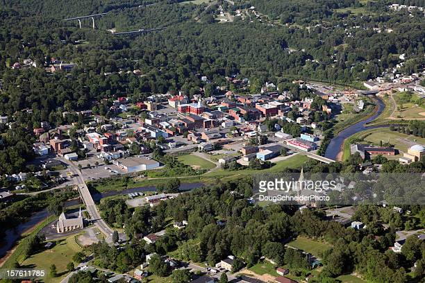 Small Town USA Aerial II