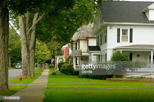 Small Town,USA