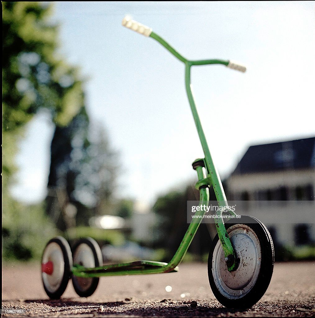 Small tricycle : Stock Photo