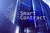 Smart contract, blockchain technology in modern business