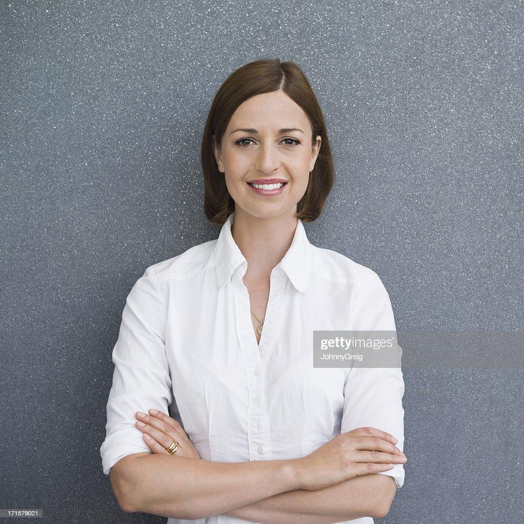 Smart Female Professional