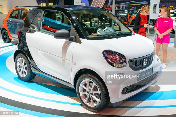 Smart ForTwo compact city car
