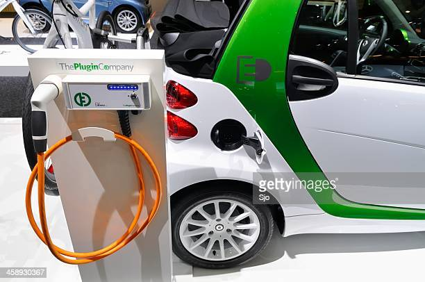 Smart FoTwo Electric Car