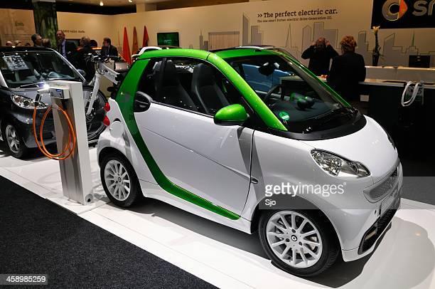 Smart FoTwo Electric Car