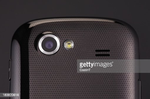 Smart phone camera detail
