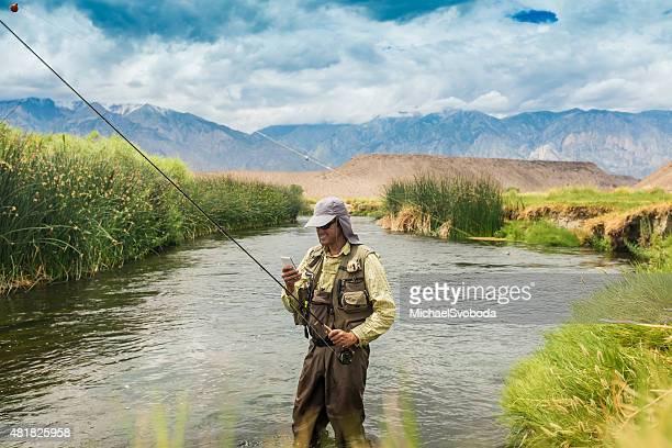 Smart Phone Fisherman