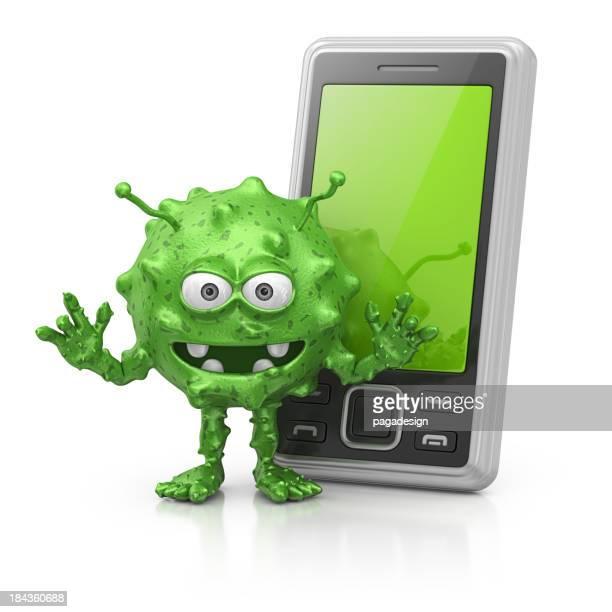 smart phone virus