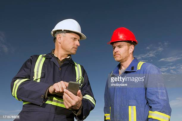 Smartphone and Contractors