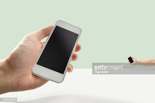 Smartphone and smartphone