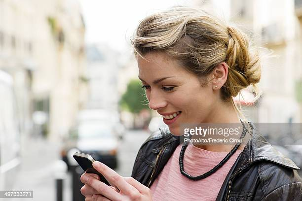 Smartphones allow us to connect and communicate with others with ease