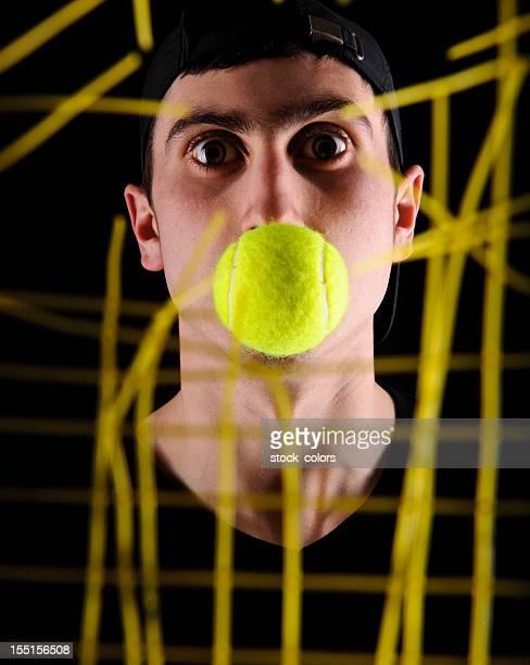 smash that ball