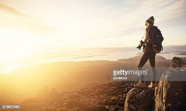 Duft Berg Luft erneuert Seele