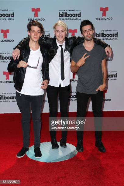 Smile attend the Billboard Latin Music Awards at Watsco Center on April 27 2017 in Coral Gables Florida