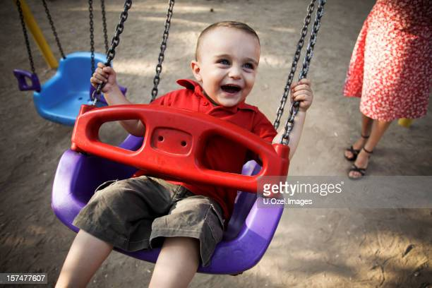 Smile of Swinging