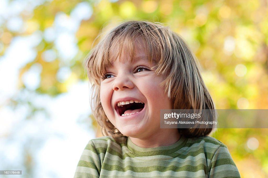 Smile, Smile, Smile... : Stock Photo