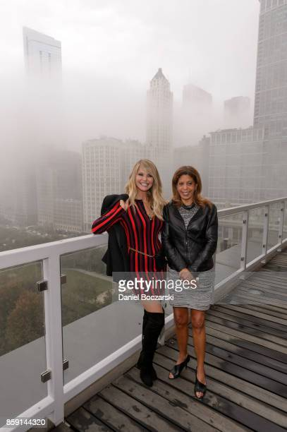 Smile Trains Goodwill Ambassador Christie Brinkley and Deputy Mayor Andrea Zopp celebrated World Smile Day® in Chicago to help raise awareness for...