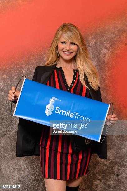 Smile Trains Goodwill Ambassador Christie Brinkley celebrated World Smile Day® to help raise awareness for children born with untreated clefts all...