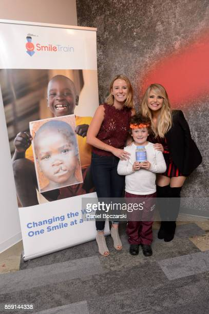 Smile Trains Goodwill Ambassador Christie Brinkley shared a smile with Smile Trains supporters on World Smile Day® a day devoted to smiles and acts...