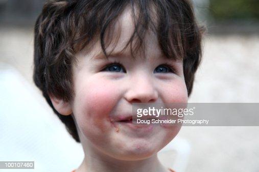 Smiley Face : Stock Photo