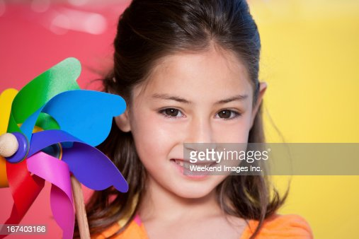 Smilig girl : Stock Photo