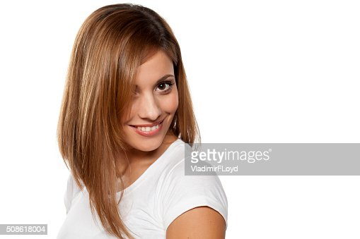 smiling and happy : Stock Photo