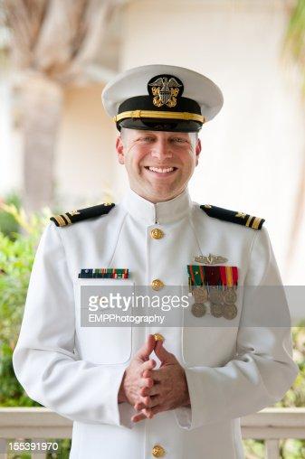 笑顔海軍責任者