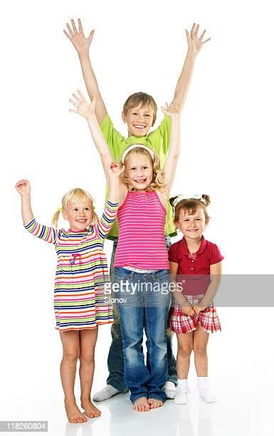 Sourire les enfants
