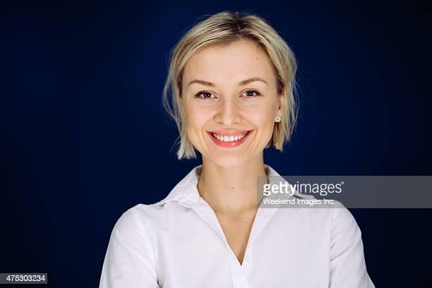 Lächeln Gesicht
