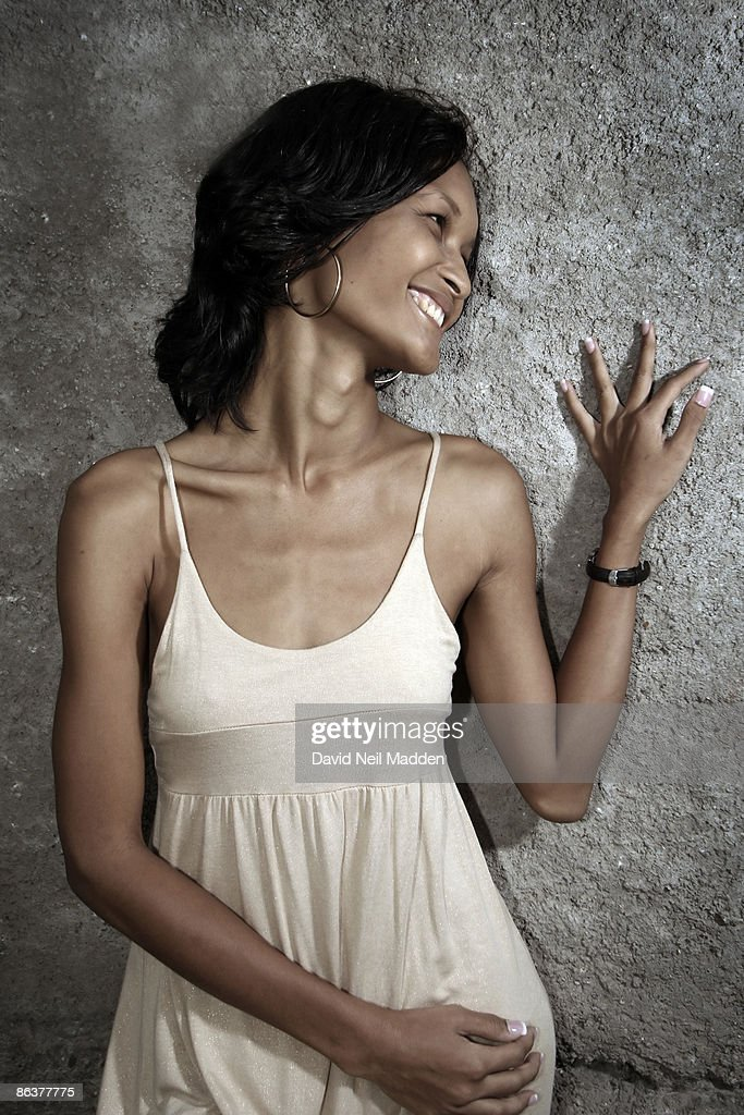 Smiling female : Stock Photo