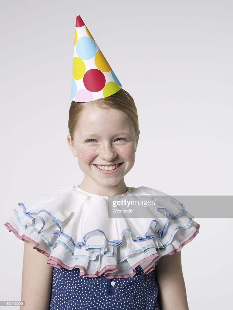 Party hat girl