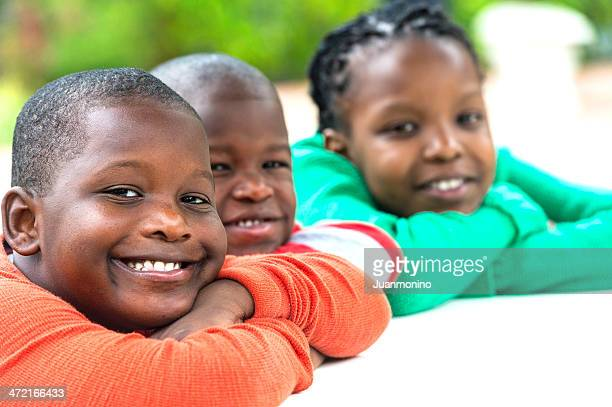 Lächelnd Kinder